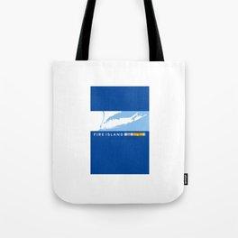 South Shore - Long Island. Tote Bag