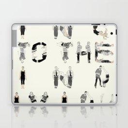 Speak to the individual Laptop & iPad Skin