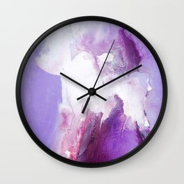 Conceptional Views III Wall Clock