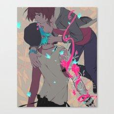 Rewind Canvas Print