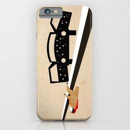 Santino Ambushed iPhone Case