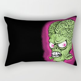 Pop Martian Rectangular Pillow