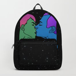 Space kiss Backpack