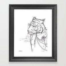 General Rakshasa Framed Art Print