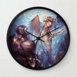 Gods don't bleed Wall Clock