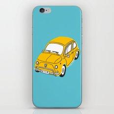 Fiat 500 iPhone & iPod Skin