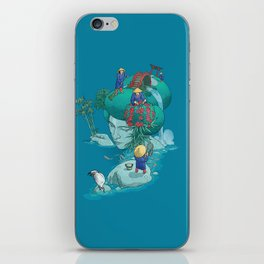 Landscaping iPhone Skin