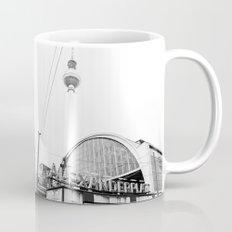 Berlin Alexandraplatz Mug