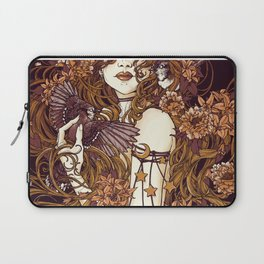 Rapunzel Mulberry Laptop Sleeve
