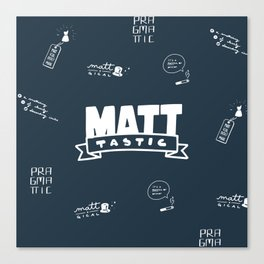 Matt Canvas Print