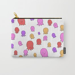 Friendly Octopi Carry-All Pouch