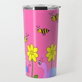 Cute Nature Travel Mug