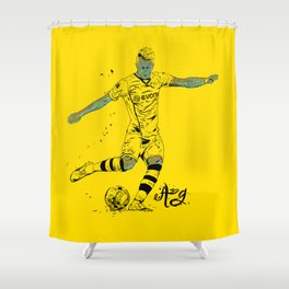 Reus Shower Curtain
