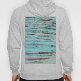 Color gradient and texture 33 Hoody
