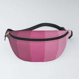 nine shades of pink Fanny Pack