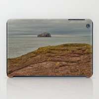 bass iPad Cases featuring Bass Rock by Best Light Images