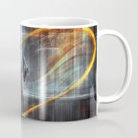 lotr Mugs featuring 'You shall not pass' by jasric