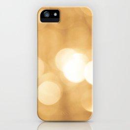 Golden Globes iPhone Case