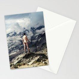 World Naked Hike Stationery Cards