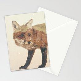 Veluwe: Fox Stationery Cards