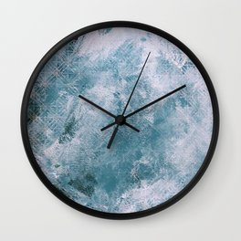 Full Hunter's Moon Wall Clock