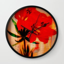Hi-C Wall Clock