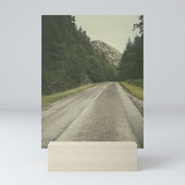 A Road in the Wilderness II Mini Art Print
