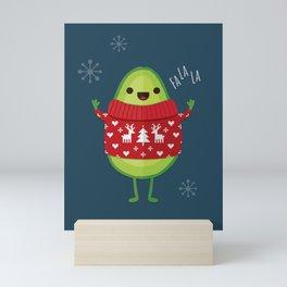 AVO MERRY CHRISTMAS Mini Art Print