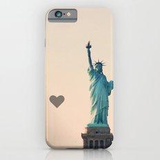 Lovely Lady iPhone 6 Slim Case