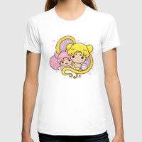 sailormoon T-shirts featuring Sailor Moon Princesses by Azul Piñeiro