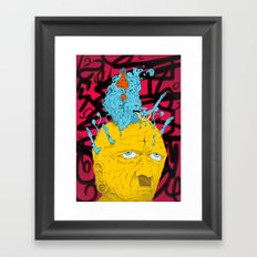 That Guy....... Framed Art Print