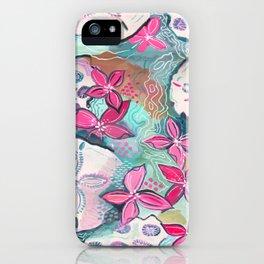 Ocean Garden iPhone Case