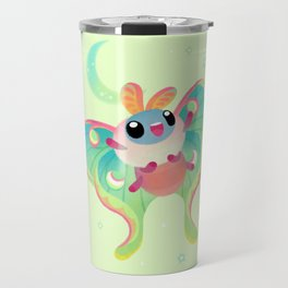Luna Moth Travel Mug