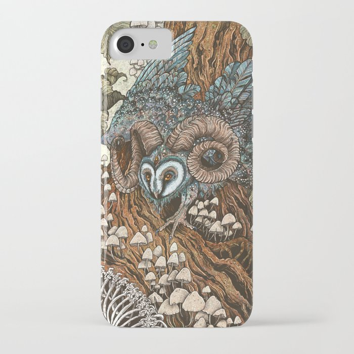 Bone Picker iPhone Case