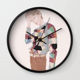 Henrik Holm | skam cast Wall Clock