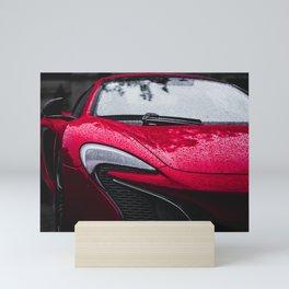Sports Car Mini Art Print