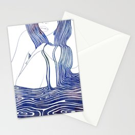 Nereid XLII Stationery Cards