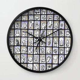 ZOO3 Wall Clock
