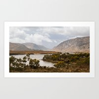Glenveagh Art Print