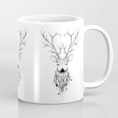 Poetic Deer Mug