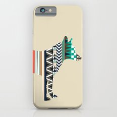 Fox With Tribal Pattern Slim Case iPhone 6s