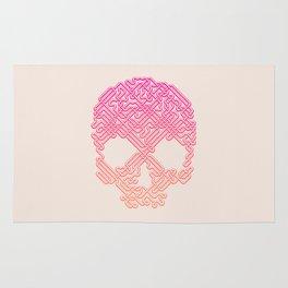 Labyrinthine Skull - Tropical Rug