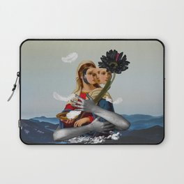 Can't be always like a saint, I have feelings... Laptop Sleeve
