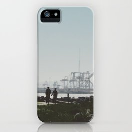 Love in Unexpected Places iPhone Case