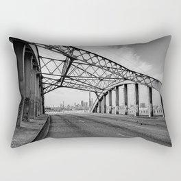 Sixth Street Viaduct Bridge - LA 02/30/2016 Rectangular Pillow