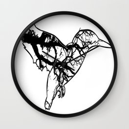 Reflect Me Wall Clock