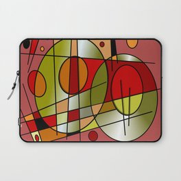 Abstract #48 Laptop Sleeve