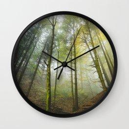 Interlude Wall Clock