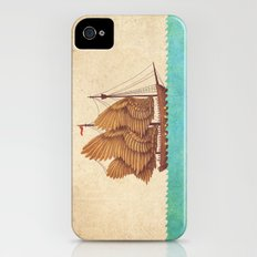 Winged Odyssey Slim Case iPhone (4, 4s)