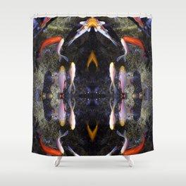 Fountain Freedom III Shower Curtain